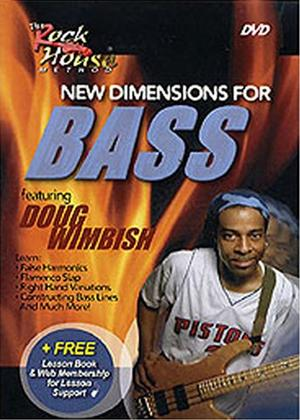 Rent New Dimensions in Bass Online DVD Rental