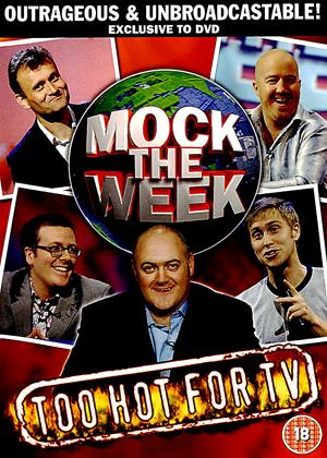 Rent Mock the Week: Too Hot for TV Online DVD Rental