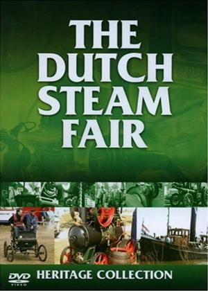 Heritage: The Dutch Steam Fair Online DVD Rental