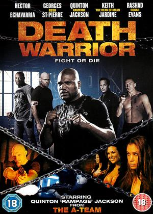 Death Warrior Online DVD Rental