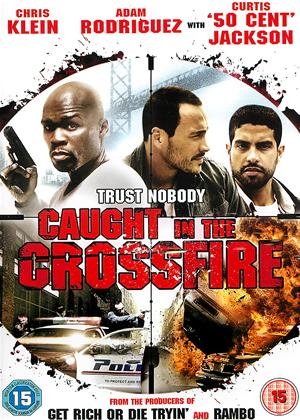 Caught in the Crossfire Online DVD Rental
