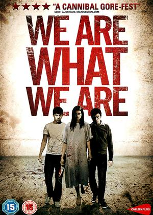 We Are What We Are Online DVD Rental