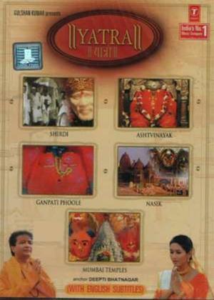 Yatra: Mumbai Temples Online DVD Rental
