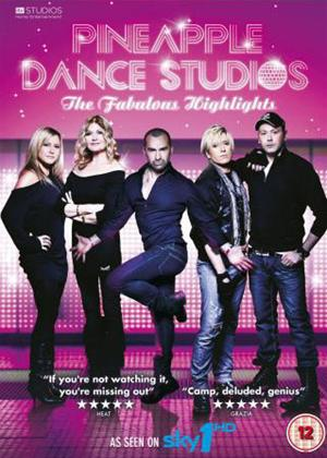 Rent Pineapple Dance Studios: The Fabulous Highlights Online DVD Rental