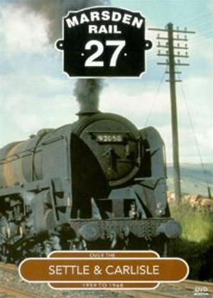 Rent Marsden Rail 27: Over the Settle and Carlisle Online DVD Rental
