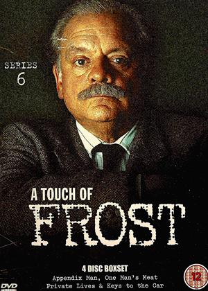 A Touch of Frost: Series 6 Online DVD Rental