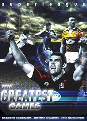 Super League Greatest Games Online DVD Rental