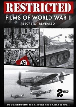 Restricted Films of World War II Online DVD Rental