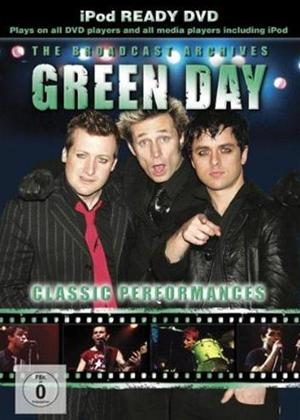 Green Day: The Broadcast Archives Online DVD Rental