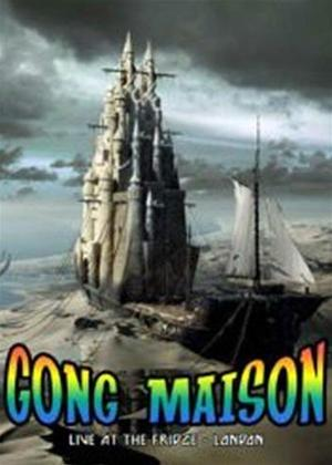 Gong Maison: Live Online DVD Rental
