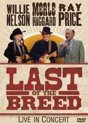 Rent Willie Nelson/Merle Haggard: Last of the Breed Online DVD Rental