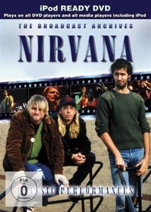Nirvana: The Broadcast Archives Online DVD Rental