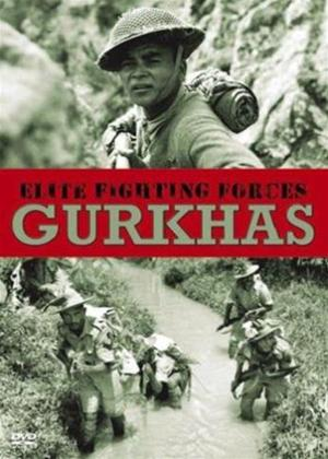 Elite Fighting Forces: Gurkhas Online DVD Rental