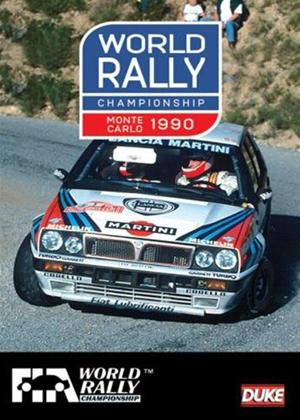 Rent Monte Carlo Rally 1990 Online DVD Rental