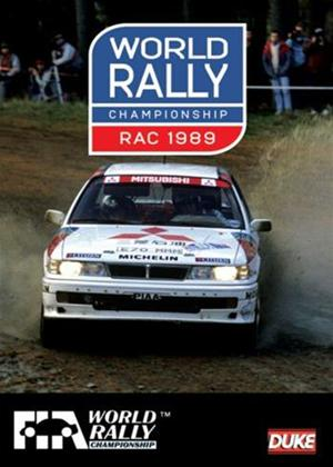 Rent RAC Rally 1989 Online DVD Rental