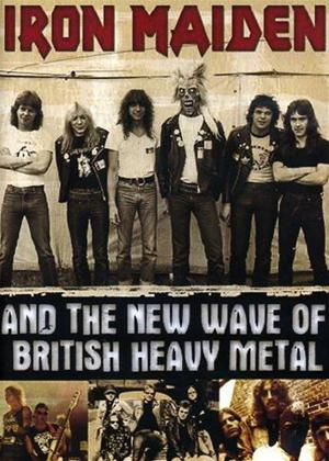 Iron Maiden and the New Wave of British Heavy Metal Online DVD Rental