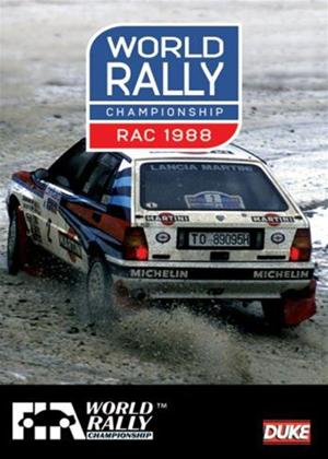 Rent RAC Rally 1988 Online DVD Rental