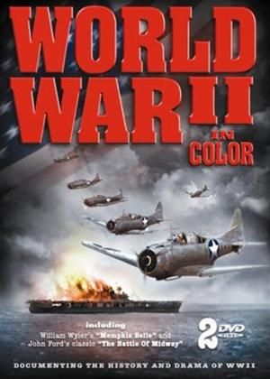 World War II: In Colour Online DVD Rental