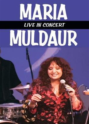 Rent Maria Muldaur: Live in Concert Online DVD Rental