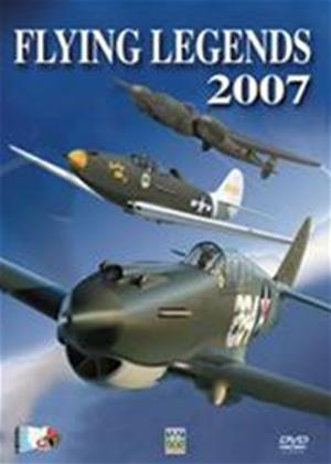 Flying Legends 2007 Online DVD Rental