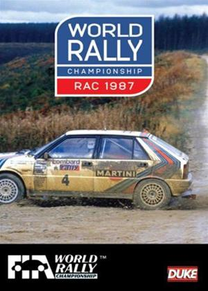Rent RAC Rally 1987 Online DVD Rental