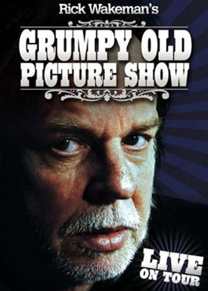 Rent Rick Wakeman: Grumpy Old Picture Show Online DVD Rental