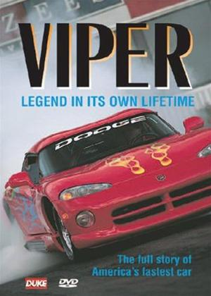 Rent Dodge Viper Story Online DVD Rental