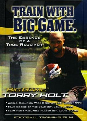 Train with the Big Game Online DVD Rental