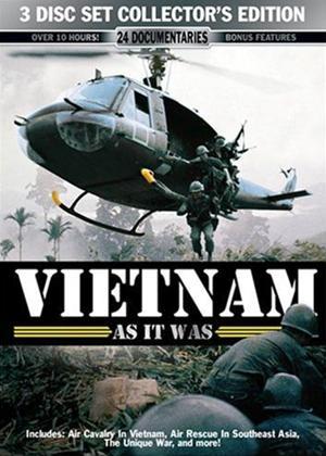 Rent Vietnam: As It Was Online DVD Rental