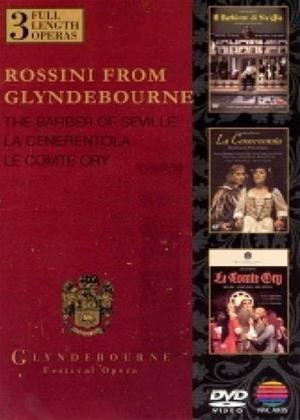 Rent Rossini from Glyndebourne Online DVD Rental