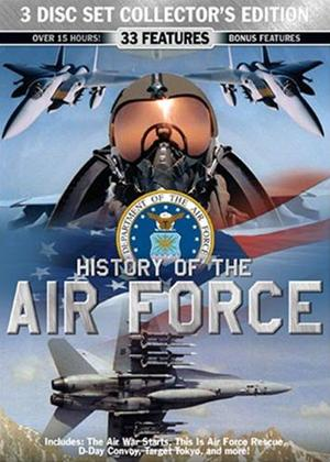 Rent History of the US Air Force Online DVD Rental