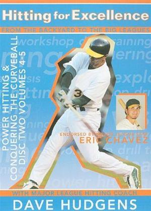 Hitting for Excellence 2: Power Hitting/Conquering Curveball Online DVD Rental