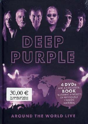 Deep Purple: Around the World Live Online DVD Rental