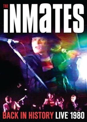Inmates: Back in History Live 1980 Online DVD Rental