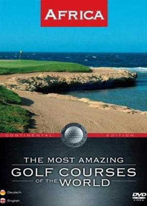 Most Amazing Golf Courses of the World: Africa Online DVD Rental