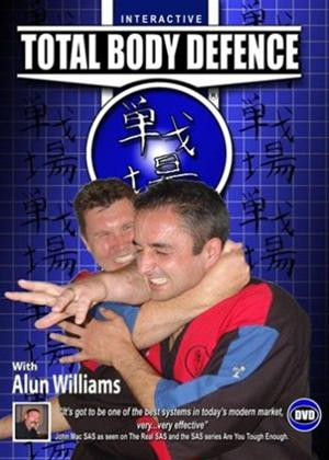 Total Body Defence: Alun Williams Online DVD Rental