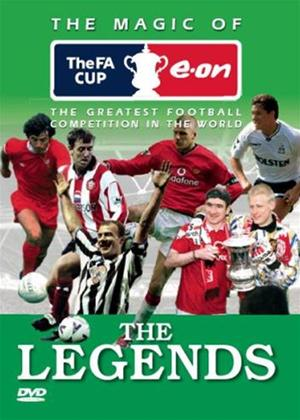 Magic of the F.A.Cup Legends Online DVD Rental