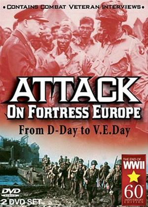 Attack on Fortress Europe Online DVD Rental
