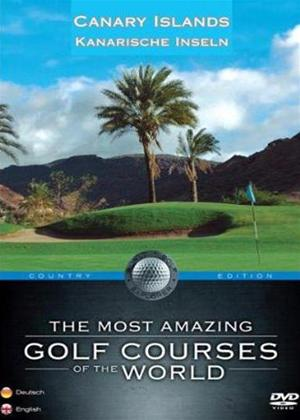 Rent Most Amazing Golf Courses of the World: Canary Islands Online DVD Rental