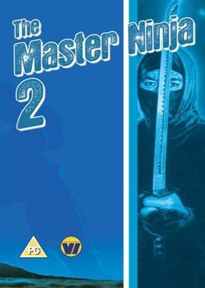 The Master Ninja: Vol.2 Online DVD Rental