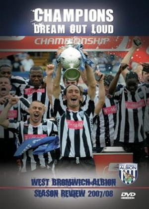 West Bromich Albion: Series 2007/2008 Online DVD Rental