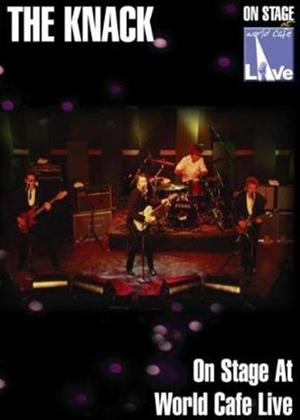 Rent Knack: World Cafe Live Online DVD Rental