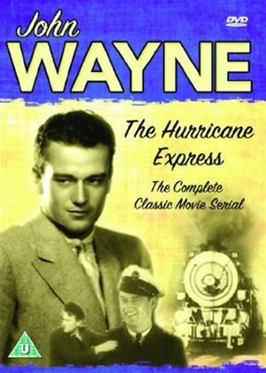 Hurricane Express Online DVD Rental