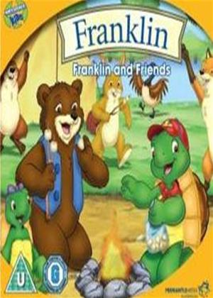Rent Franklin: Franklin and Friends Online DVD Rental