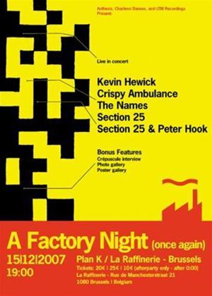 Factory Night Online DVD Rental