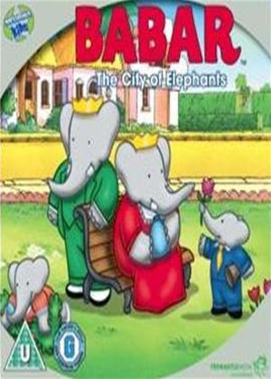 Babar: The City of Elephants Online DVD Rental