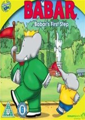 Babar: Babar's First Step Online DVD Rental