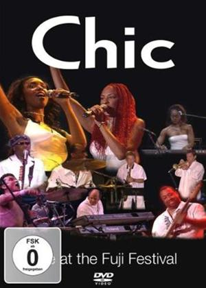 Rent Chic: Live at the Fuji Festival Online DVD Rental