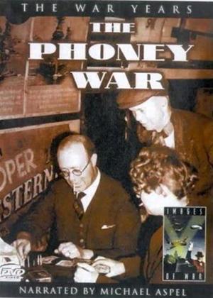 Rent The War Years: The Phoney War Online DVD Rental