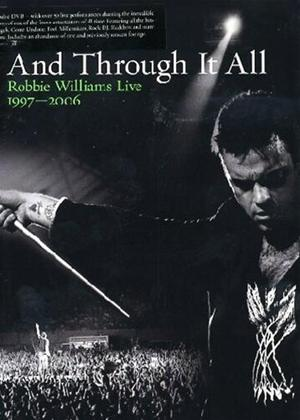 Rent Robbie Williams: Through It All Online DVD Rental